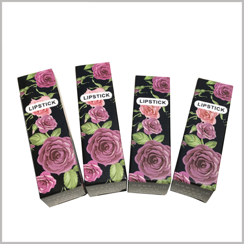 custom fancy lipstick packaging boxes wholesale,Foldable printed product boxes