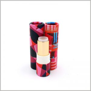 small empty lipstick tube packging boxes.This lipstick packaging is very popular in the market. The unique packaging design can attract more customers' attention and increase the sales volume of the product.