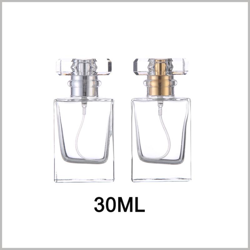 30ml perfume Spray Bottle with Fine Mist wholesale
