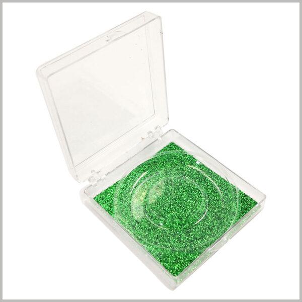 Custom Square plastic packaging for eyelashes