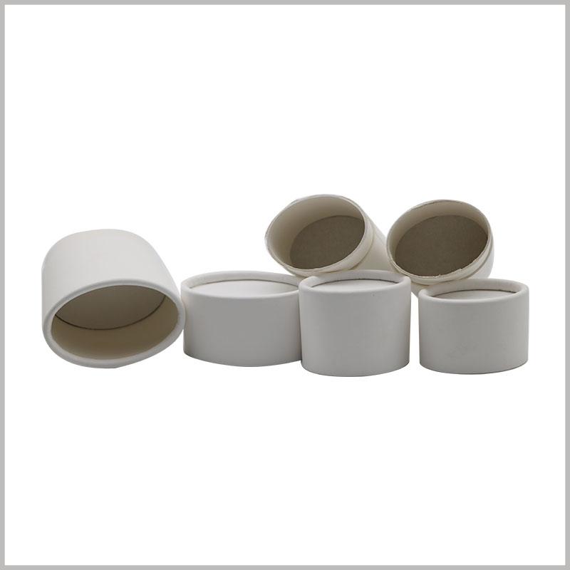 Custom oval push tube packaging for deodorant