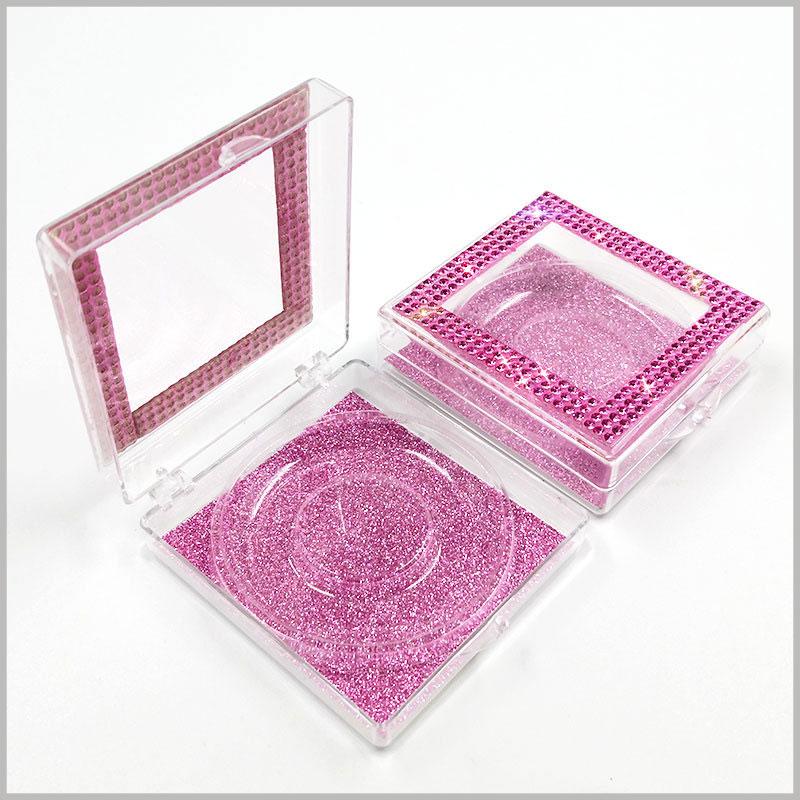 False eyelash packaging boxes