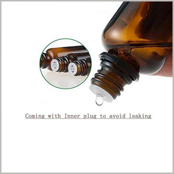 Glass Essential Oil Bottles Orifice