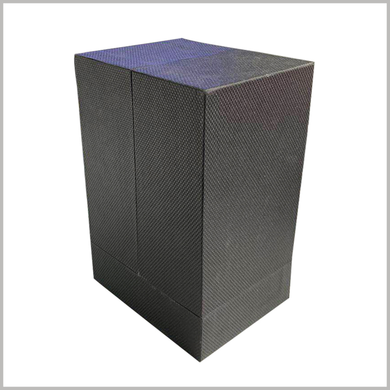 custom black small cardboard boxes packaging,This creative black packaging adds a unique competitive advantage to the product.