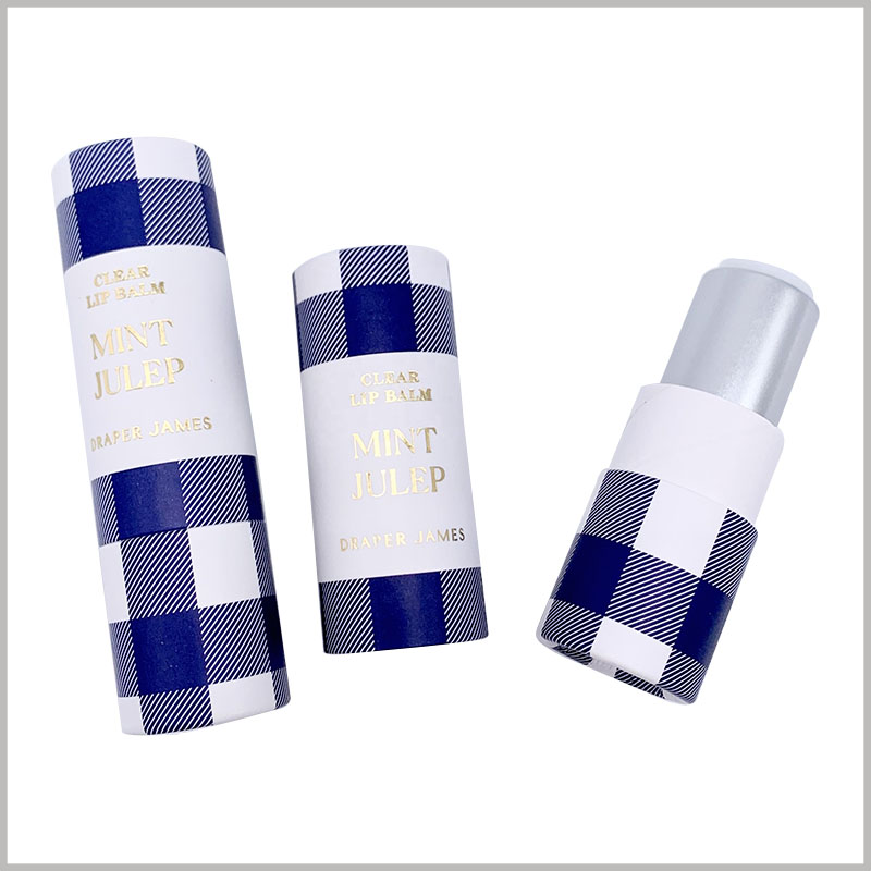 custom creative empty lipstick tubes packaging. Degradable lipstick tube packaging is environmentally friendly packaging and is becoming more and more popular.