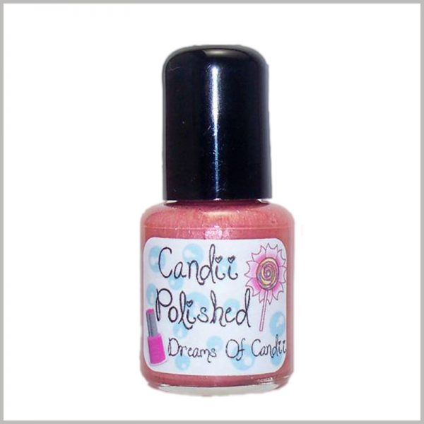 custom nail polish bottles labels wholesale.With the help of fashionable cosmetic label design, nail polish bottles and products can become more attractive.