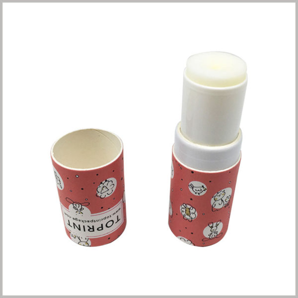 eco friendly empty lip balm tubes wholesale. Lip balm tube packaging can print content related to the product to reflect the characteristics and positioning of the product.