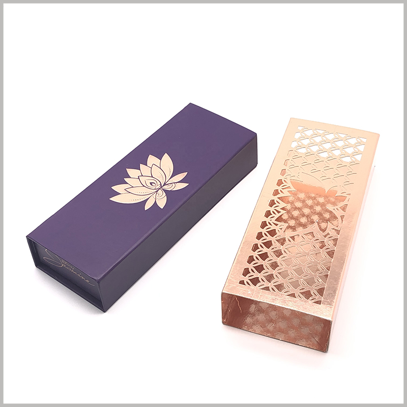 luxury makeup brush packaging boxes. Customized makeup boxes have many advantages. They can be completely customized according to the product, and the packaging and products can be completely matched.