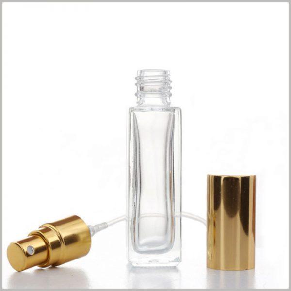 small perfume spray bottles